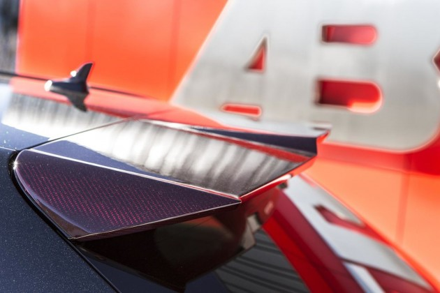 ABT Audi RS6-R rear wing