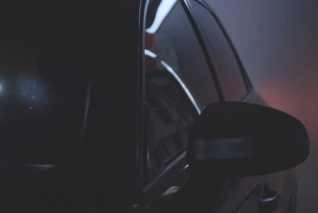 Audi S1 teaser