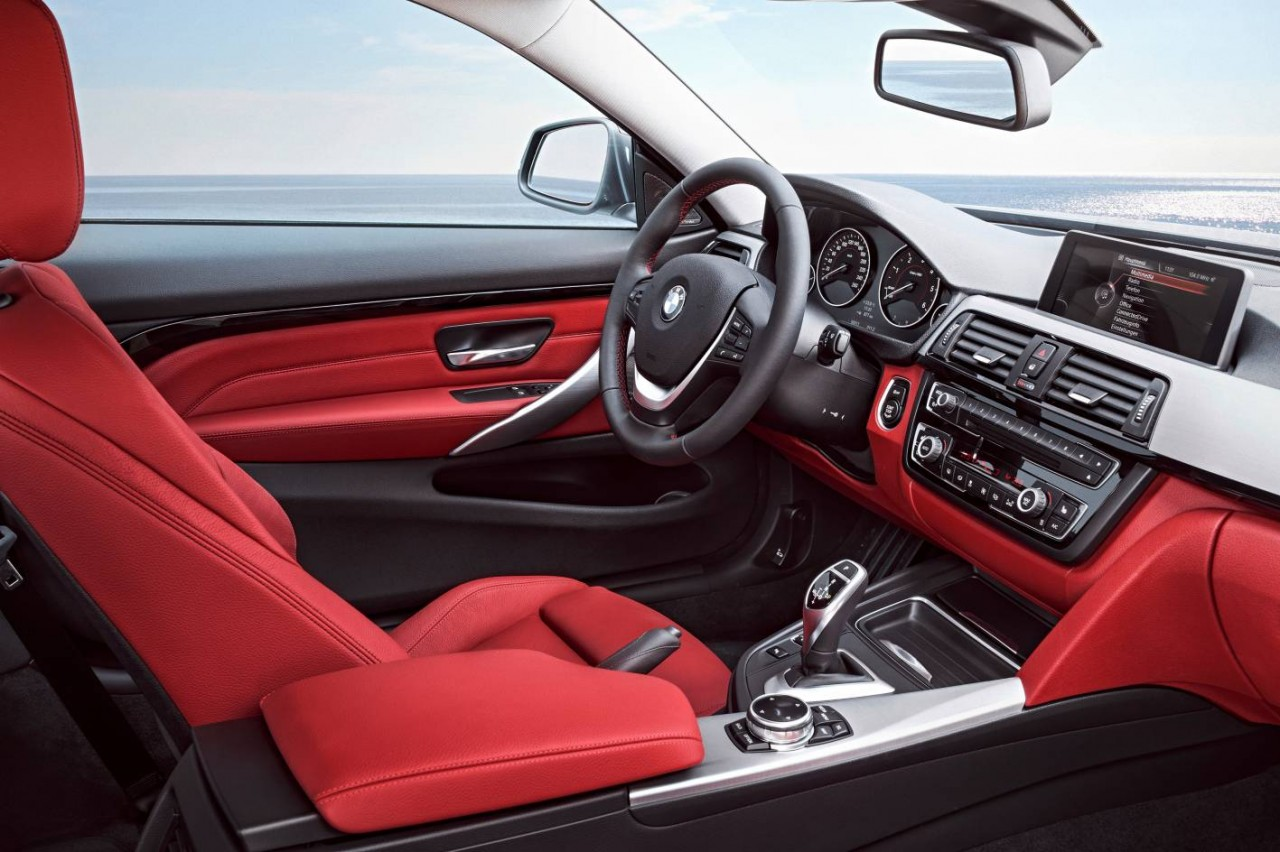 BMW 4 Series Gran Coupe revealed UPDATE  PerformanceDrive