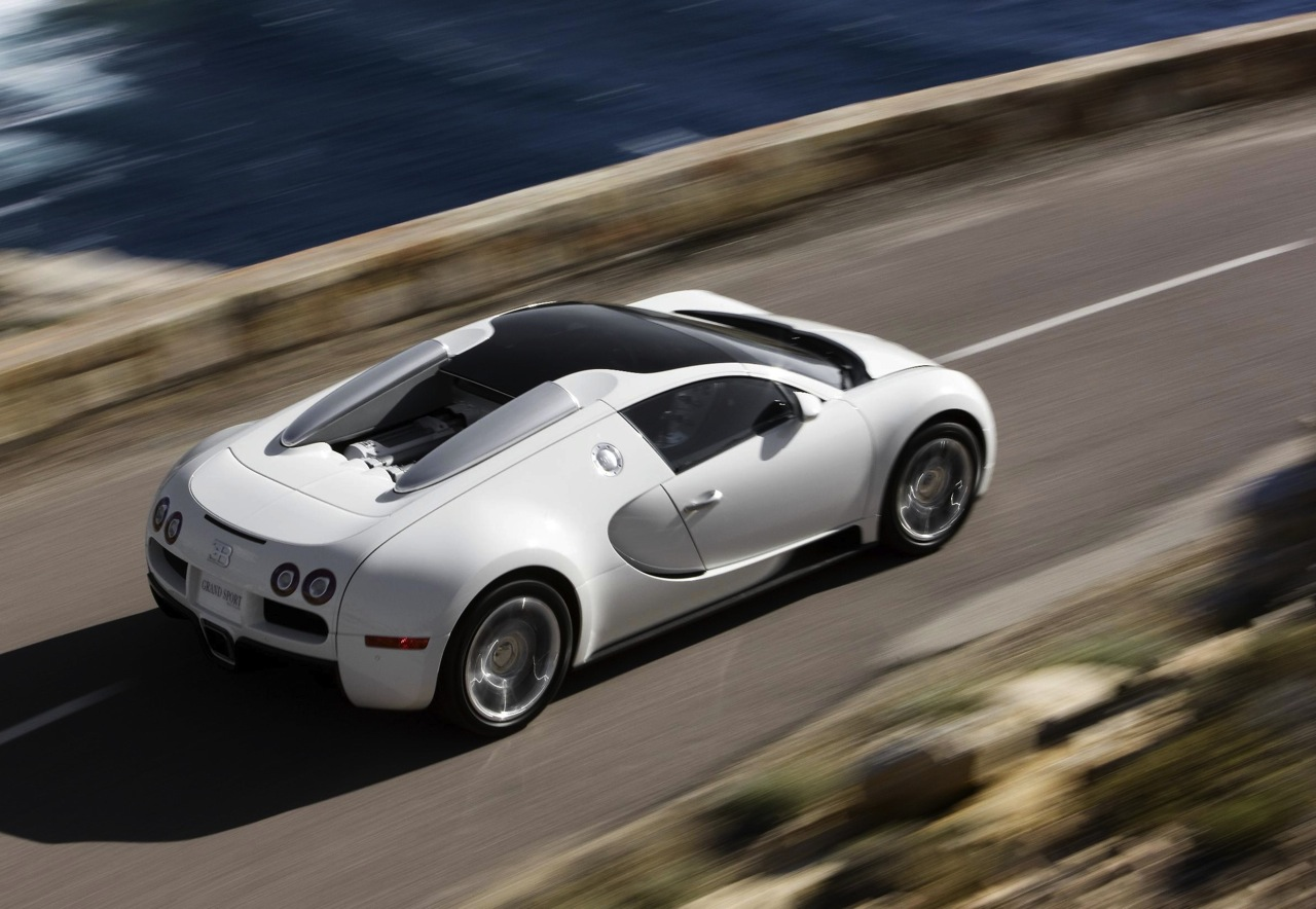 New Bugatti not coming until Veyron is sold out