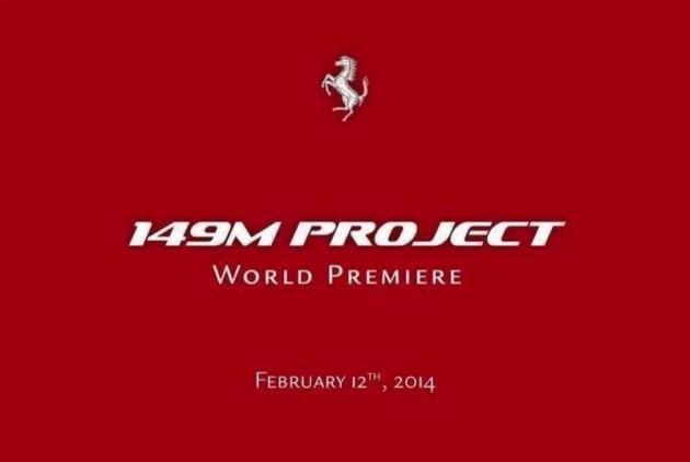 Ferrari 149M Project-teaser