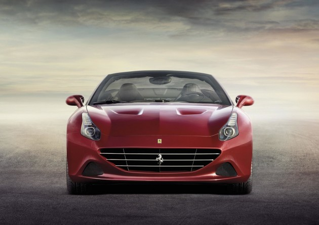 Ferrari-California-T-front