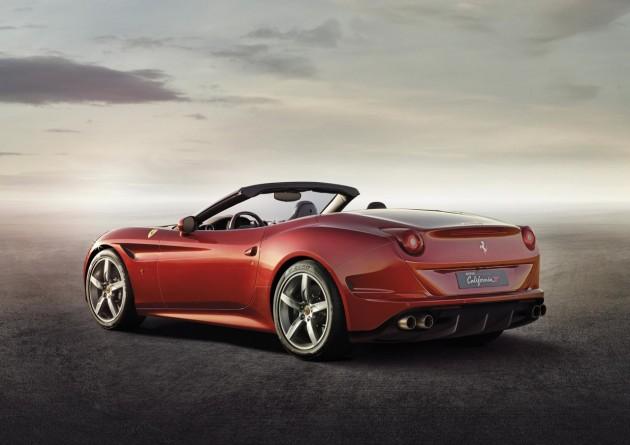 Ferrari California T-rear