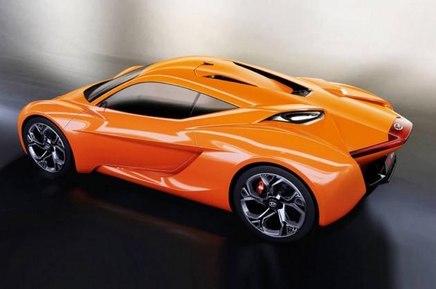 Hyundai PassoCorto concept-rear