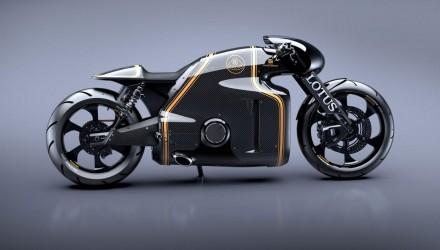 Kodewa Lotus C-01-Lotus Racing-side