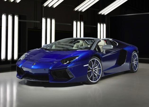 Lamborghini Aventador Ad Personam program