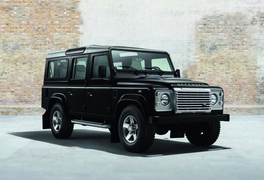 Land Rover Defender Silver & Black Packs debuting at ...