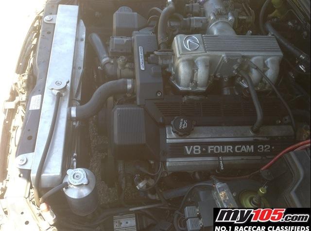 For Sale Lexus Is 200 With 1uz 4 0l V8 Conversion