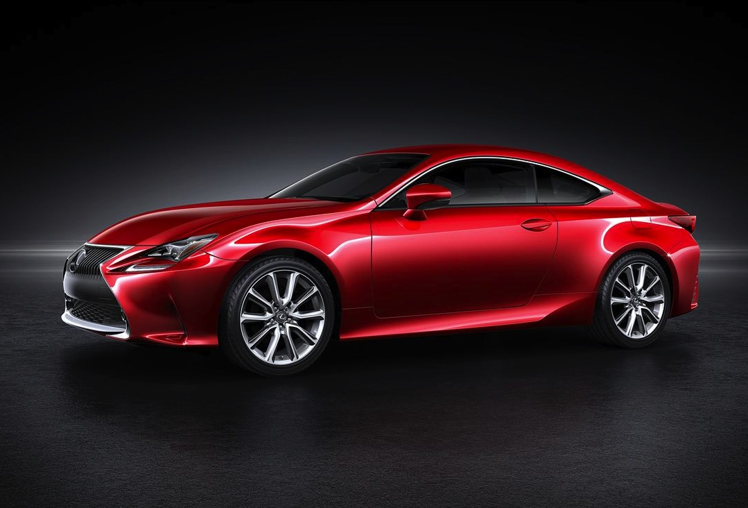 lexus rc 350 f sport to debut at geneva show performancedrive. Black Bedroom Furniture Sets. Home Design Ideas