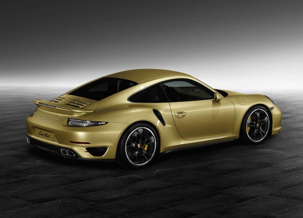 Porsche Exclusive 911 Turbo Adds Bespoke Features