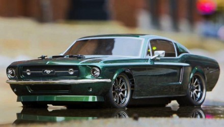 Vaterra Ford Mustang RC car