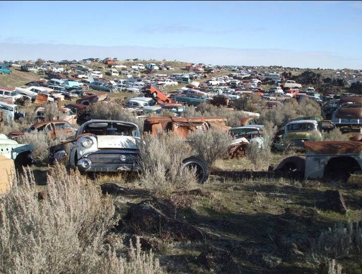 For Sale 80 Acre Salvage Yard With 8000 Cars