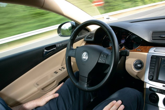 Volkswagen automated driving