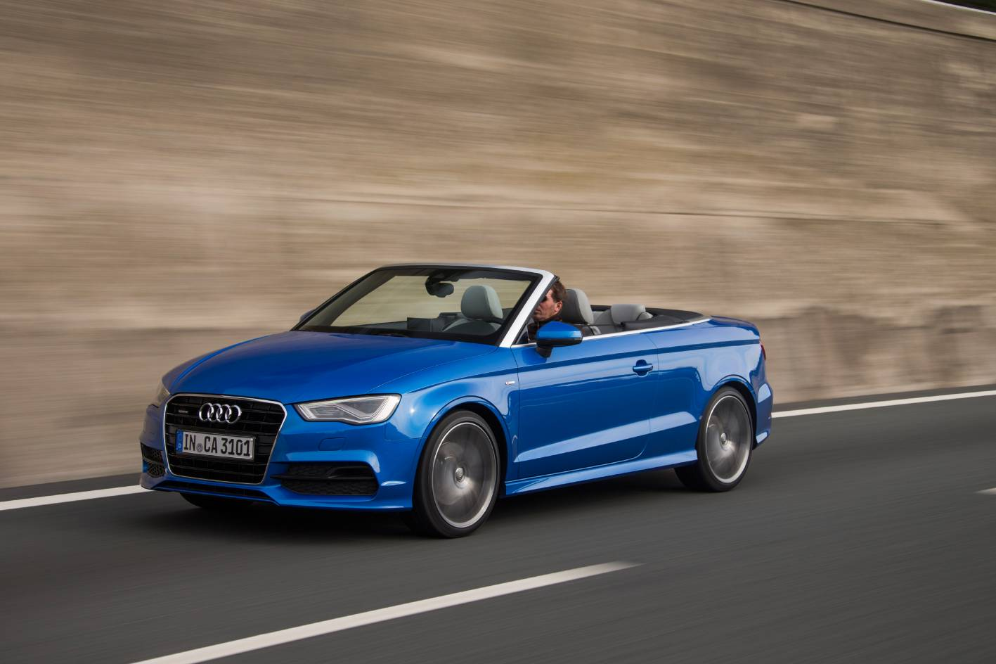 new audi a3 cabriolet on sale in june performancedrive. Black Bedroom Furniture Sets. Home Design Ideas