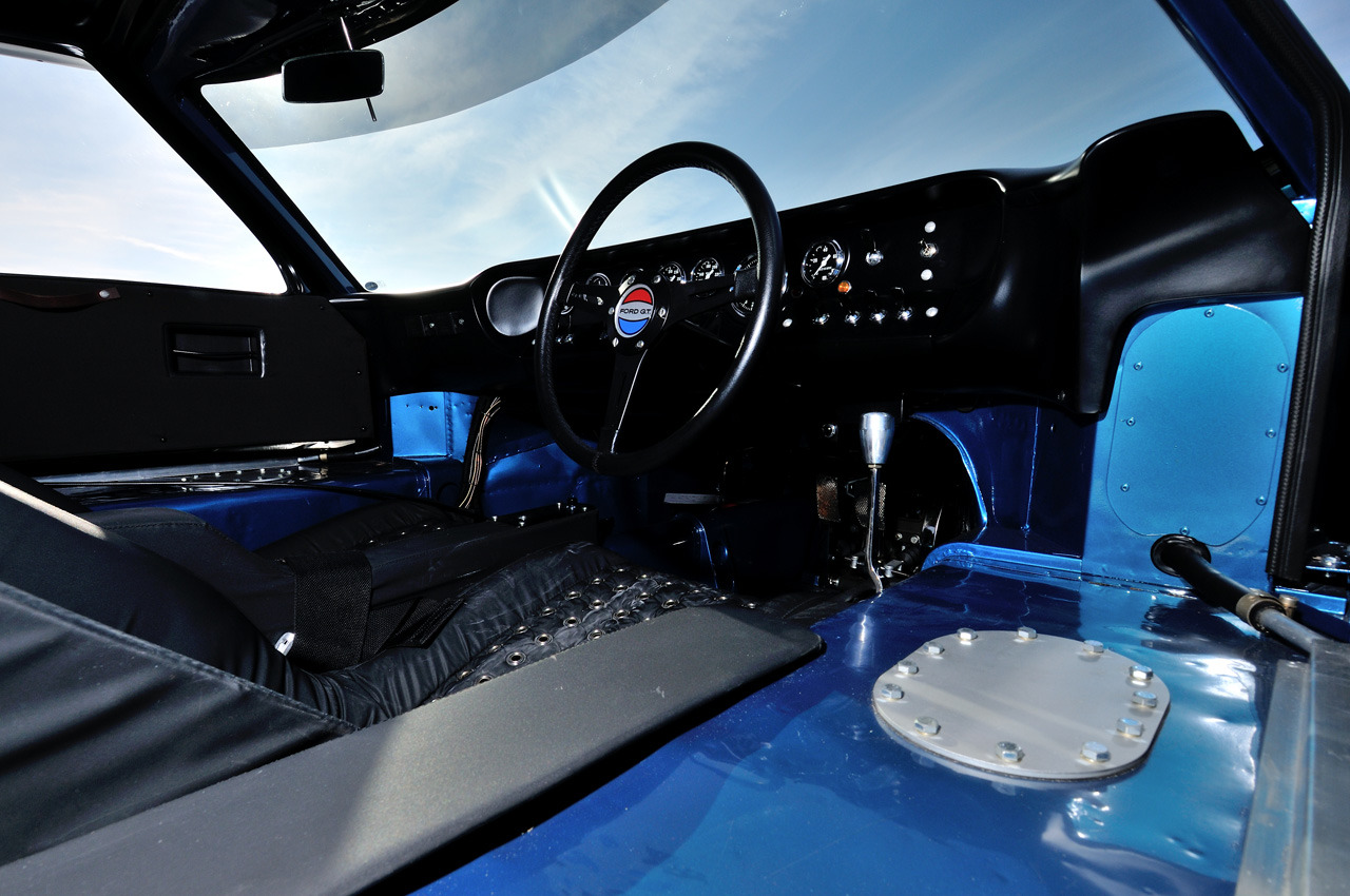 Ford Gt Prototype Dash
