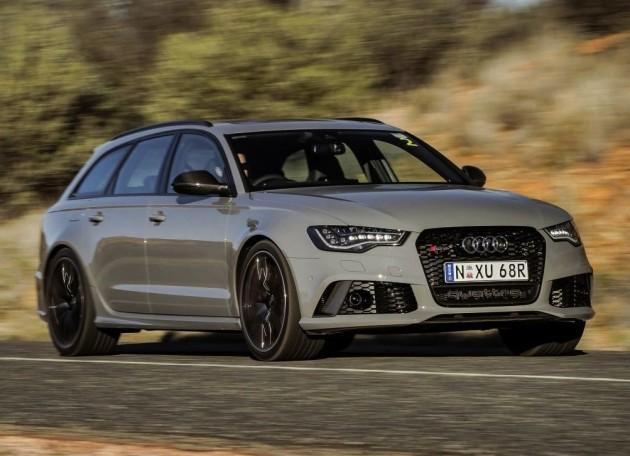 2014 Audi RS 6