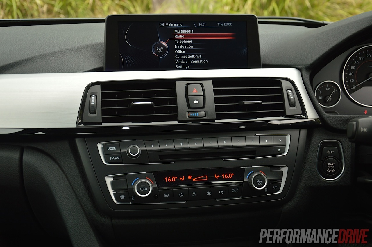 Bmw I Sport Line Professional In Lcd Screen