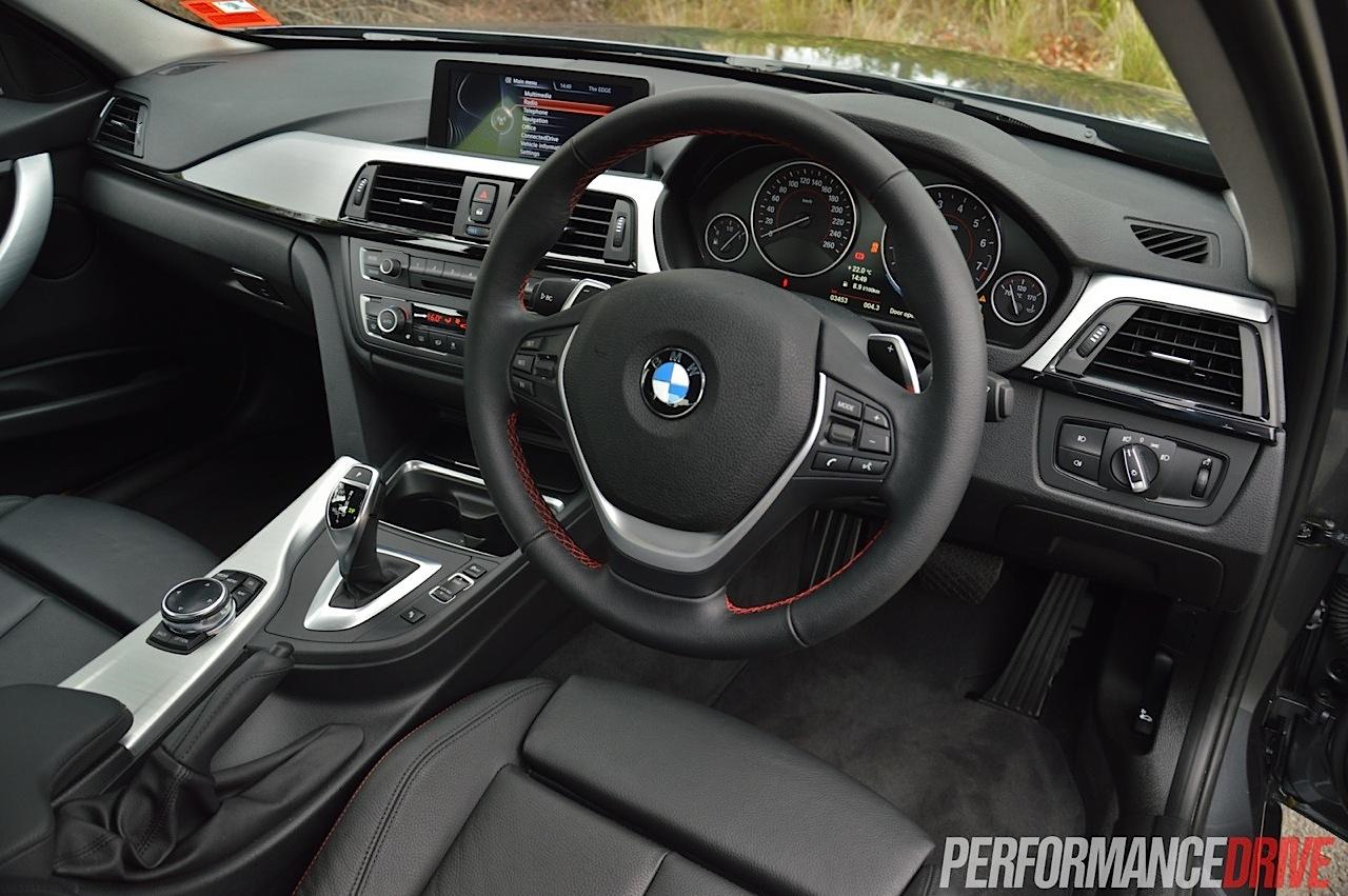 2014 BMW 328i Sport Line Interior