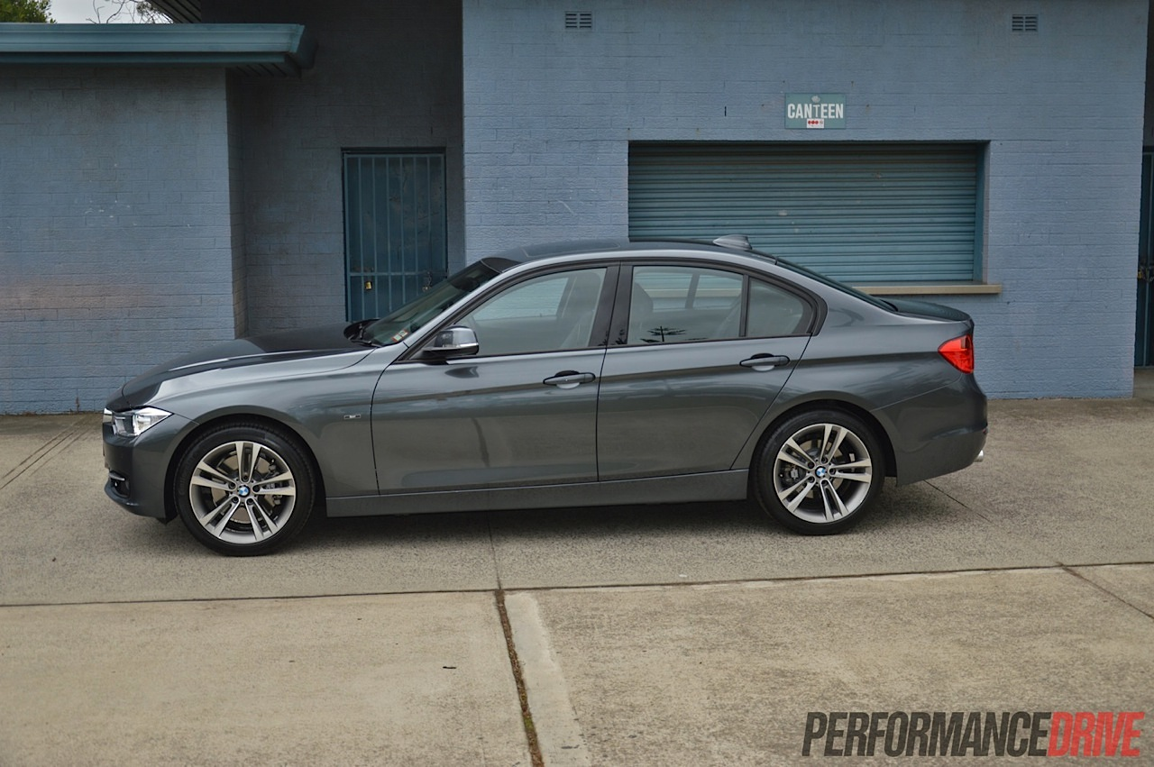 BMW I Sport Line Review Video PerformanceDrive - 2014 bmw 328i m sport