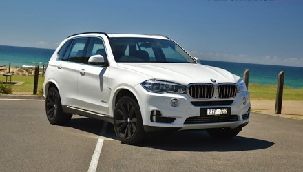 2014 BMW X5 xDrive50i-PerformanceDrive