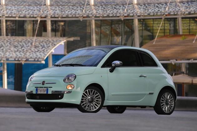 2014 Fiat 500 update-front