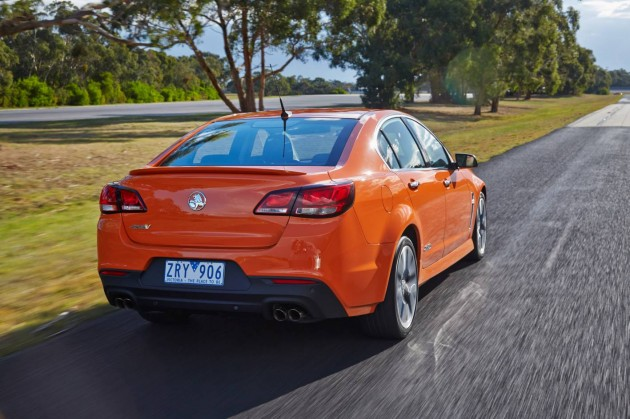 2014 Holden Commodore SS V