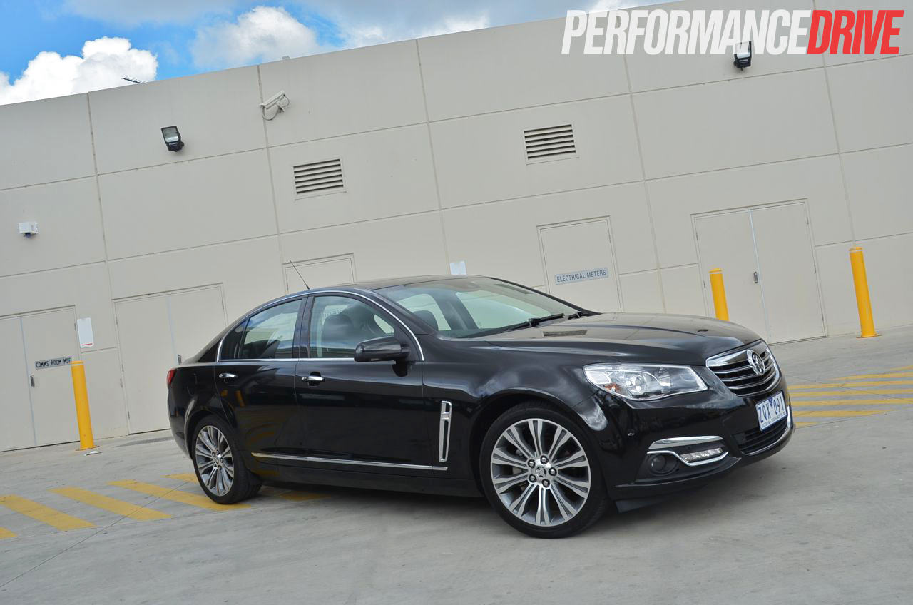 2014 Holden Vf Calais V Review Video Performancedrive