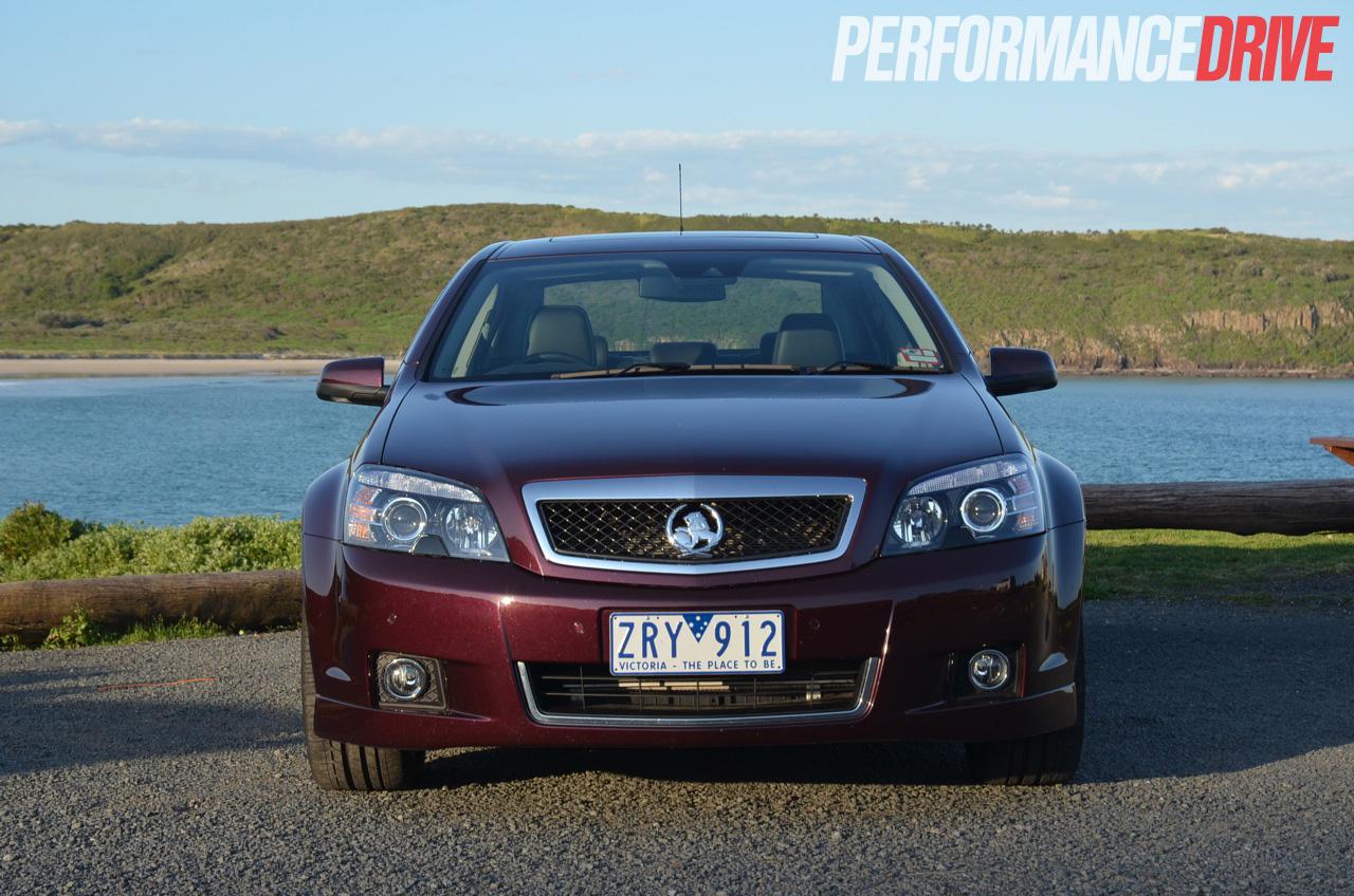 2014 Holden WN Caprice V V8 Review (video)