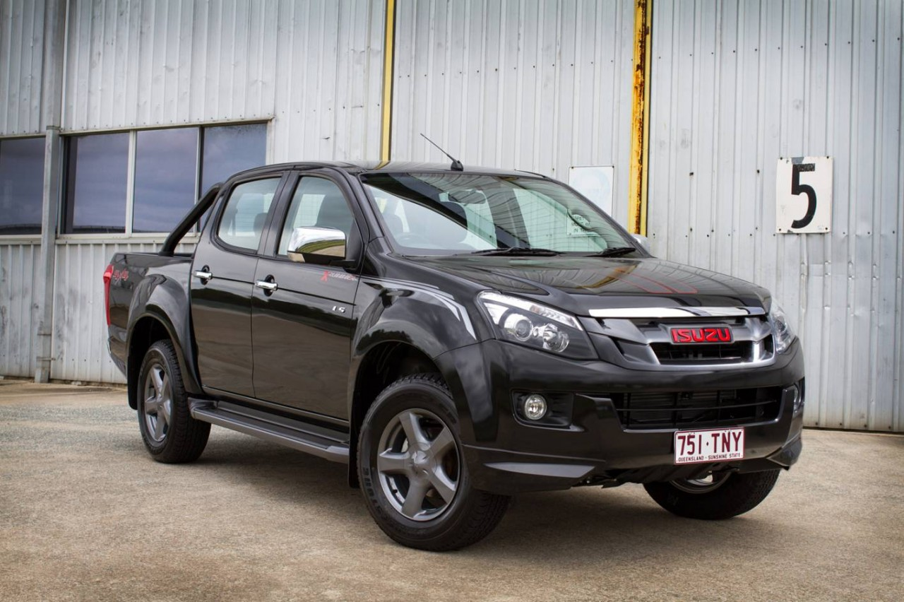 Isuzu D-Max X-Runner limited edition on sale from $46,490