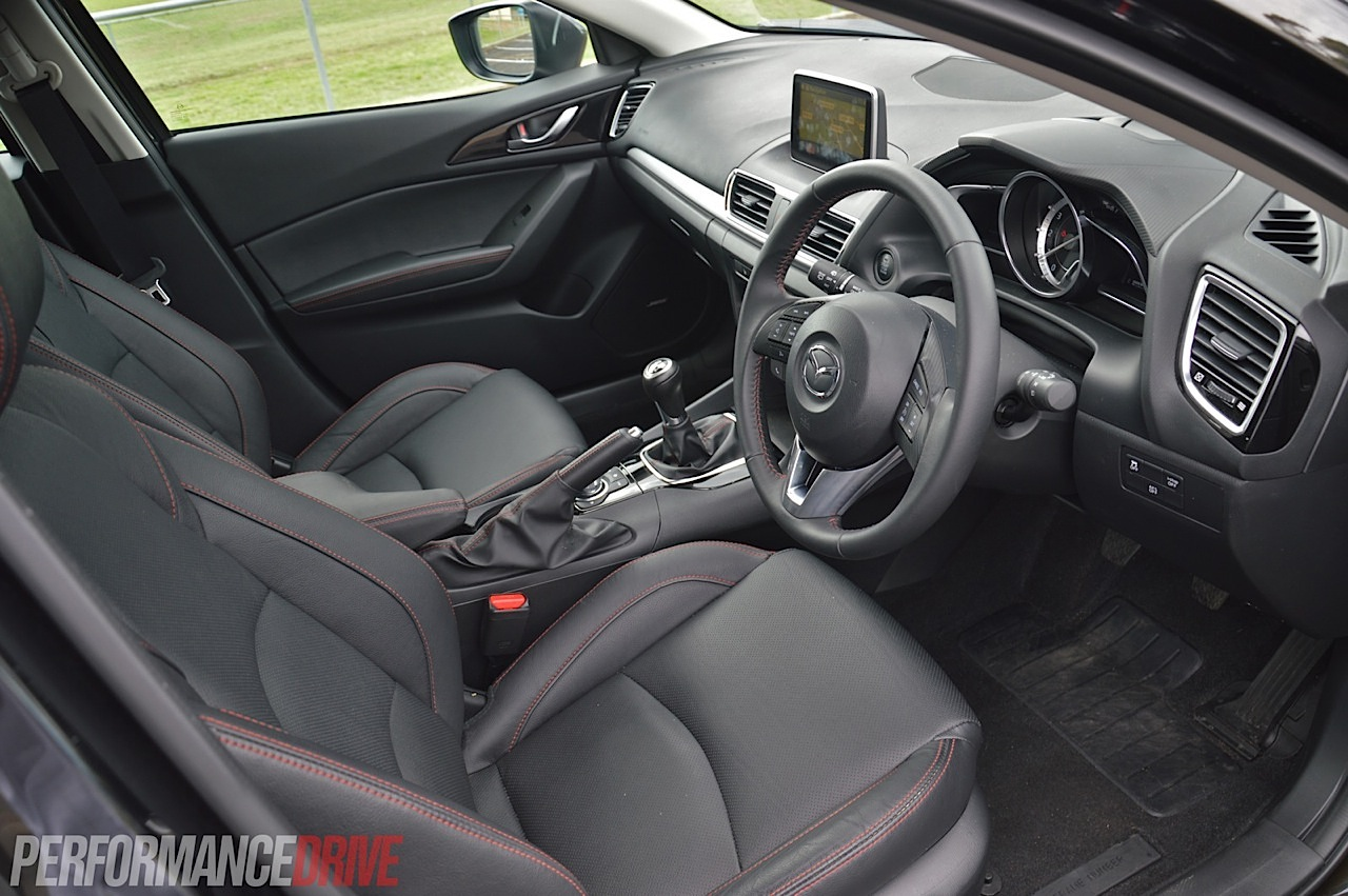 2014 Mazda3 SP25 GT review | PerformanceDrive