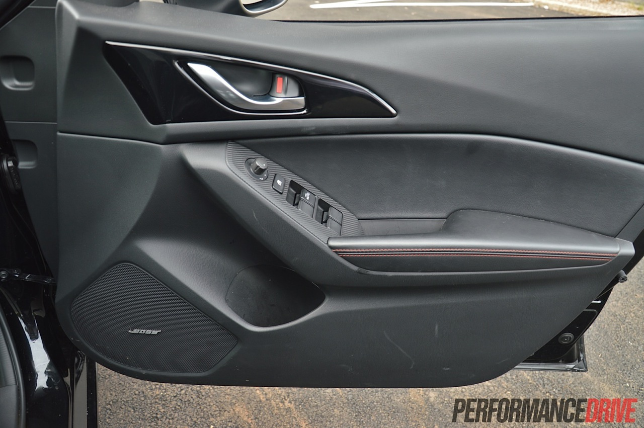 2014 Mazda3 Sp25 Gt Door Trim