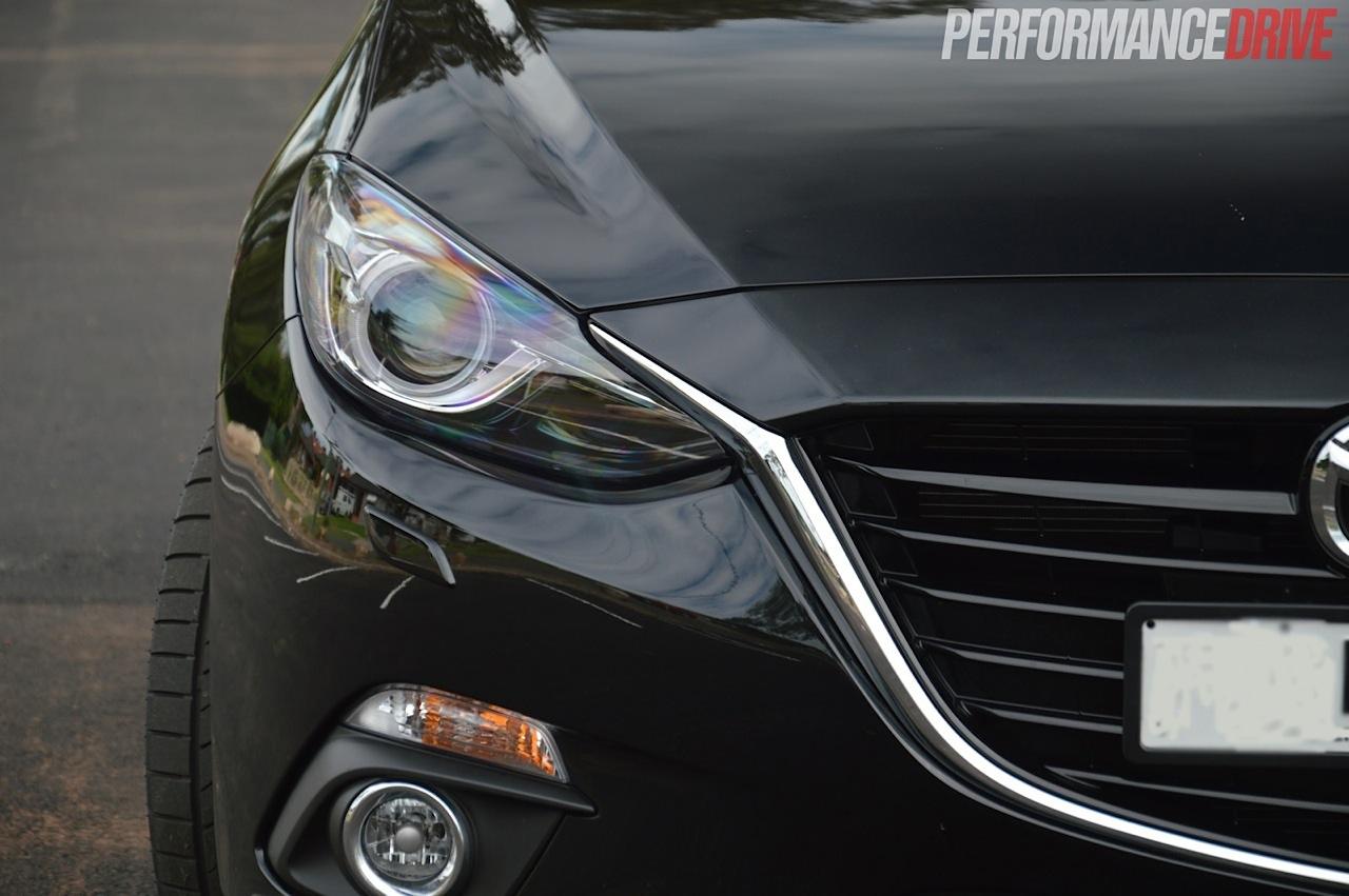 2014 Mazda3 Sp25 Gt Headlights