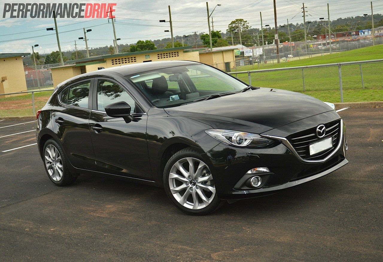 2014 mazda3 sp25 gt review performancedrive. Black Bedroom Furniture Sets. Home Design Ideas