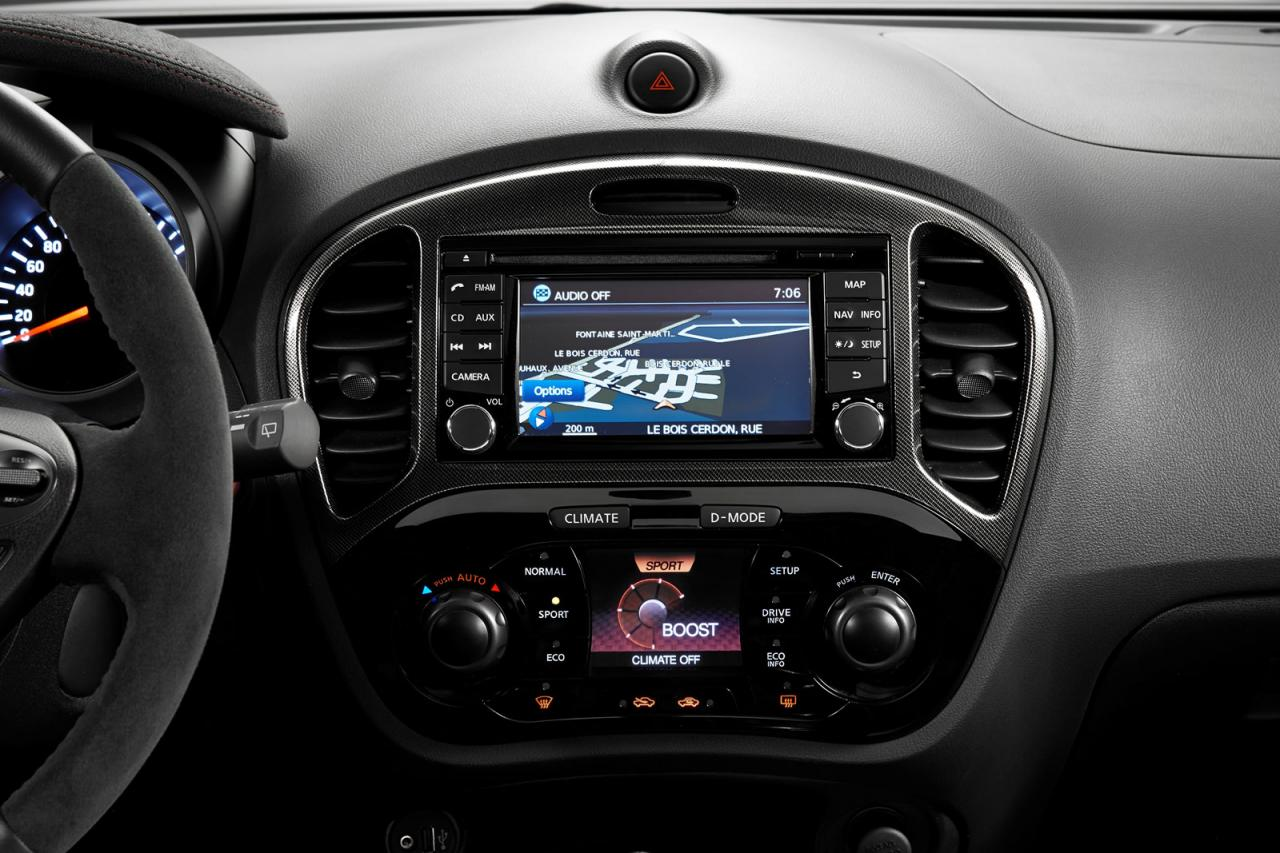 Nissan Juke Nismo Rs Hits Geneva Motor Show Performancedrive