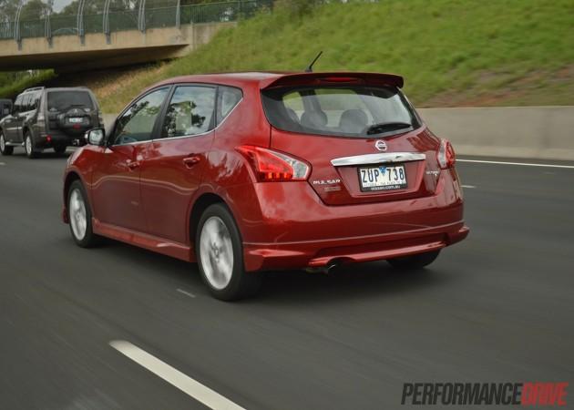 2014 Nissan Pulsar SSS-PerformanceDrive