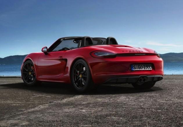 2014-Porsche-Boxster-GTS-rear