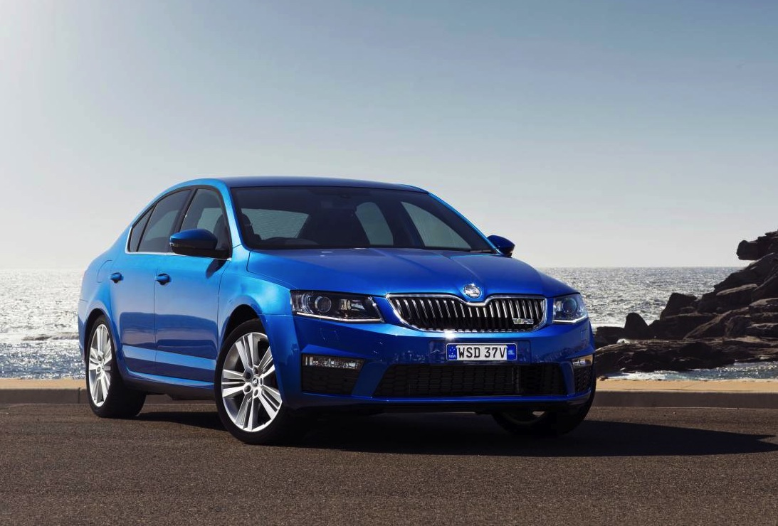 2014 skoda octavia rs on sale in australia from 36 490 performancedrive. Black Bedroom Furniture Sets. Home Design Ideas