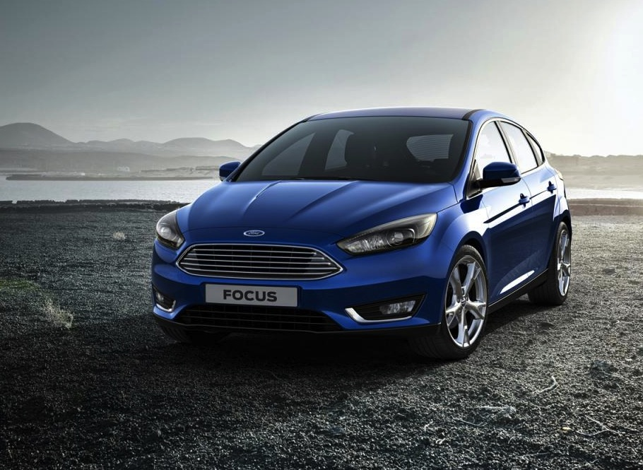 Ford Focus ST 'D' hot hatch diesel on the way
