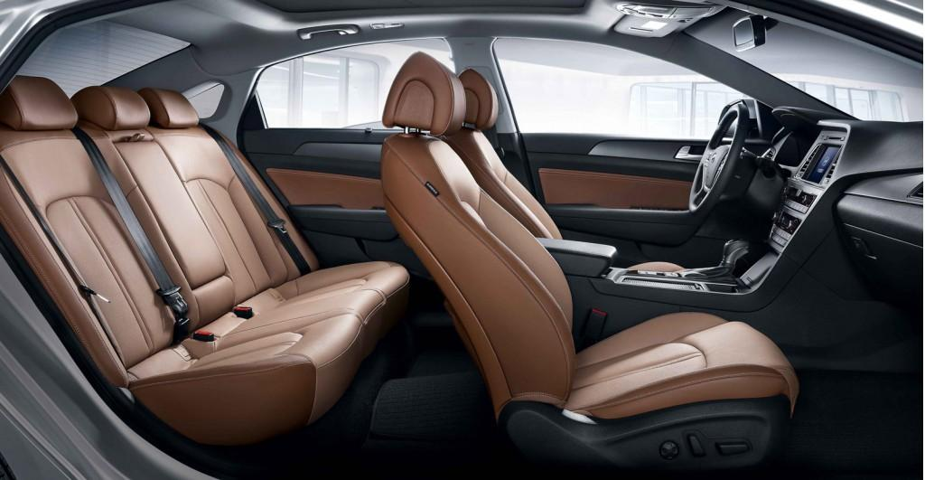 2015 Hyundai Sonata Interior Design Ideas