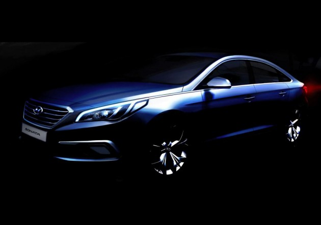 2015 Hyundai Sonata preview