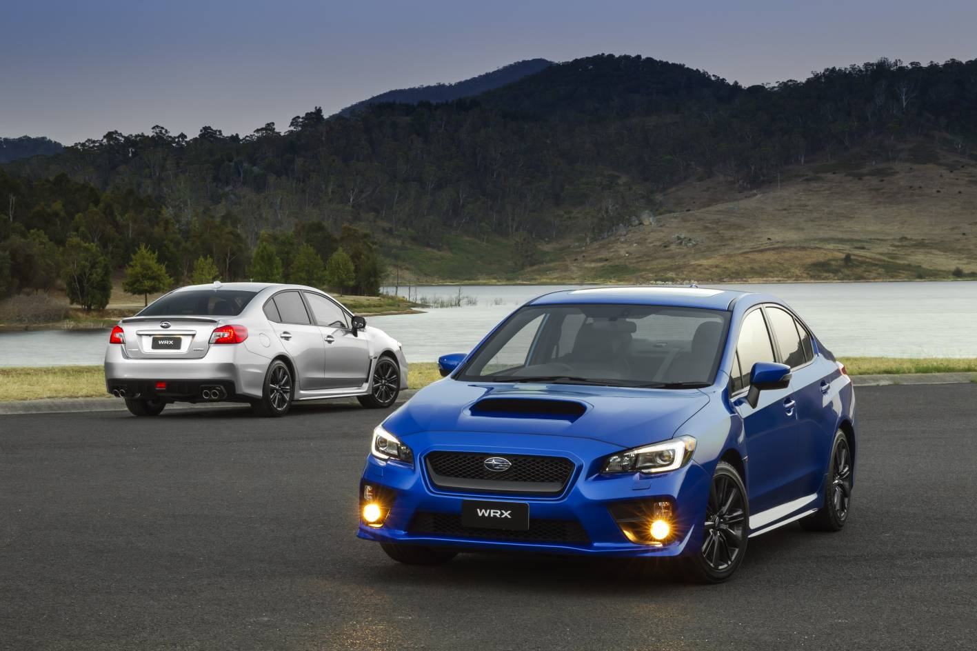 2015 Subaru WRX on sale in Australia from $38,990