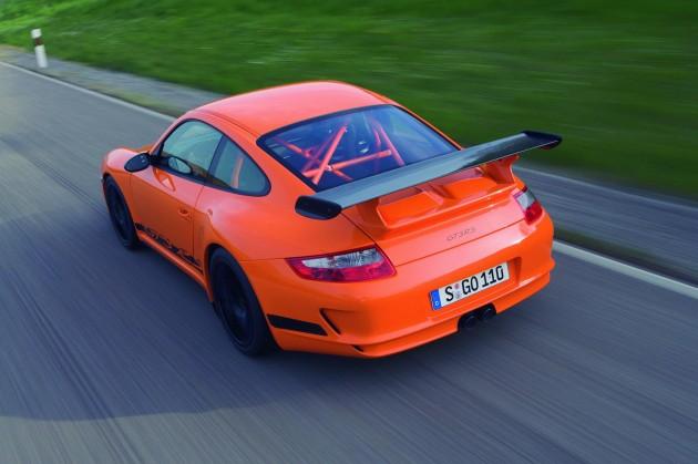 997 Porsche 911 GT3 RS