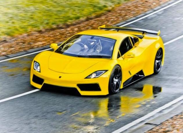 Arash AF8-driving