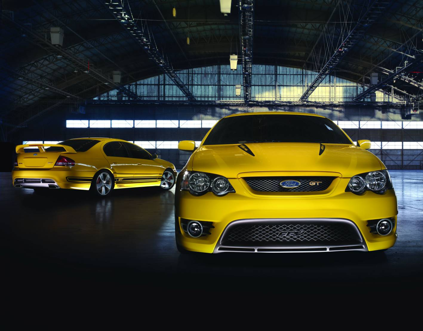 2016 Ford Gt Top Speed >> BF FPV F6 Typhoon and GT-yellow