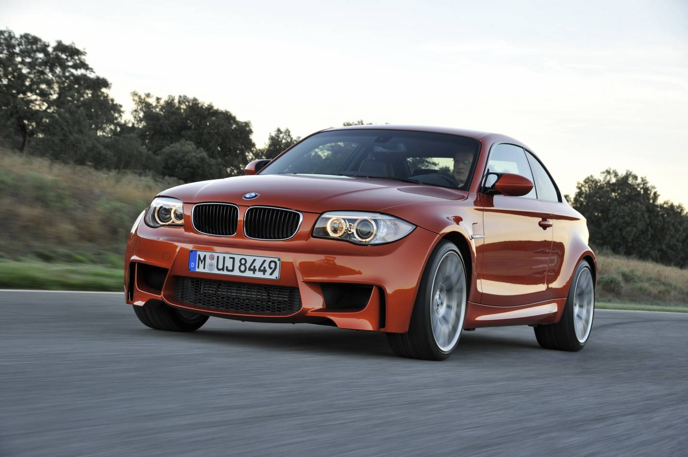 bmw m2 on the way more powerful than m235i rumour performancedrive. Black Bedroom Furniture Sets. Home Design Ideas