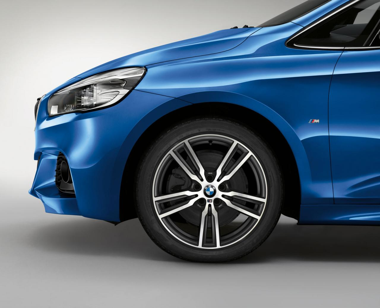 bmw 2 series active tourer m sport revealed performancedrive. Black Bedroom Furniture Sets. Home Design Ideas