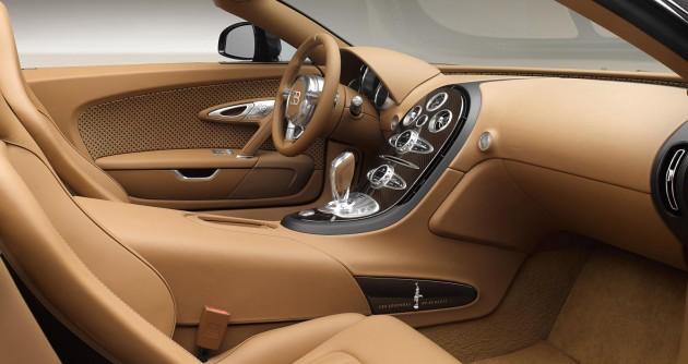 Bugatti Veyron Grand Sport Vitesse Rembrandt-interior