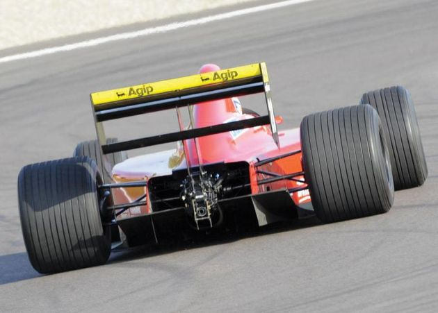 Ferrari F1-89 Formula One 1989