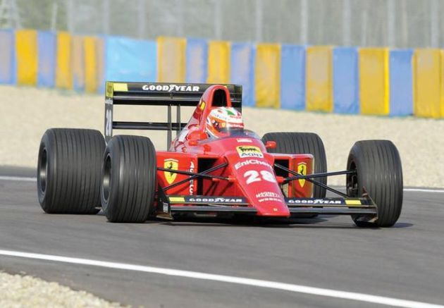 Ferrari F1-89 Formula One