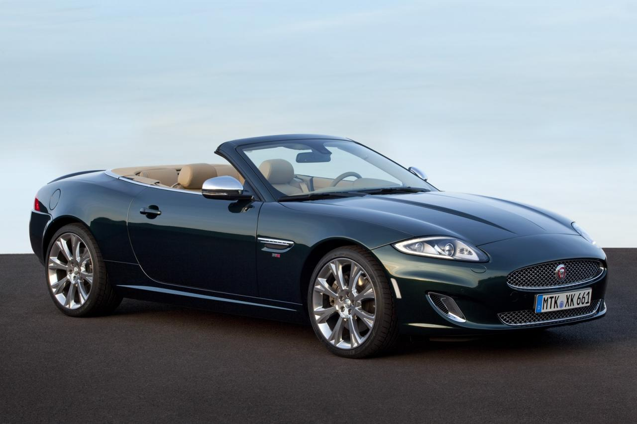 jaguar xk66 limited edition to send off the xk range performancedrive. Black Bedroom Furniture Sets. Home Design Ideas
